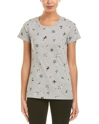 French Connection - All Over Zodiac T-shirt - Lyst