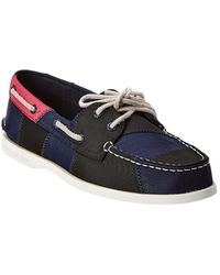 Sperry Top-Sider Authentic Original 2-eye Bionic Boat Shoe - Blue