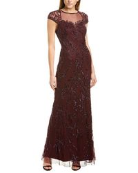Adrianna Papell Gown - Red