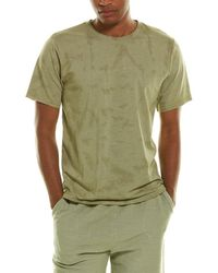 Threads For Thought Cloud Wash T-shirt - Green