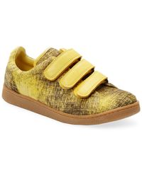 Jérôme Dreyfuss - Run Print Leather Sneaker - Lyst