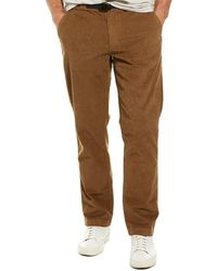 J.Crew Belted Corduroy Chino - Brown