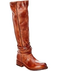Bed Stu - Weymouth Leather Boot - Lyst