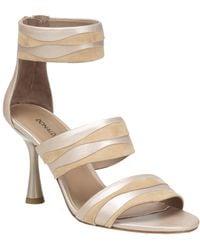 Donald J Pliner Neav Leather Sandal - Natural