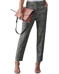 Reiss Issa Fine Trouser - Grey