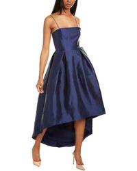 Parker Black Hazel Gown - Blue
