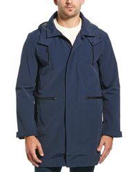Marc New York Ottley Coat - Blue