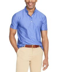 J.McLaughlin Raleigh Polo Shirt - Blue