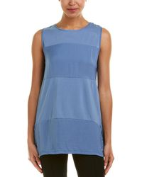 Vince Camuto Tunic - Blue