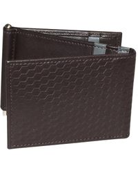 Buxton | Bellamy Rfid Leather Z-fold Wallet With Money Clip | Lyst