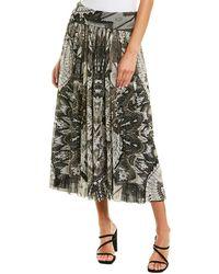 Fuzzi Skirt - Black
