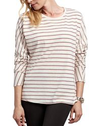 Frank & Eileen Continuous Sleeve T-shirt - Multicolour
