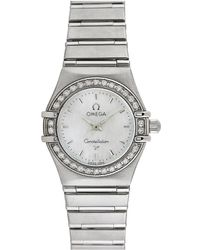 Omega - Omega 2000s Constellation Diamond Watch - Lyst