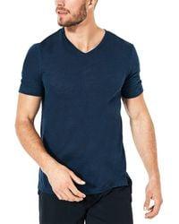 Vimmia Chief V-neck T-shirt - Blue