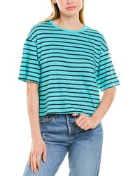 Stateside - Striped T-shirt - Lyst