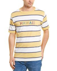 01b9b009d1 Hawaii T-shirt - Yellow