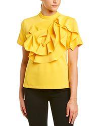 Gracia Top - Yellow