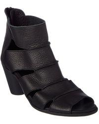 Arche - Feuriz Leather Heeled Sandal - Lyst