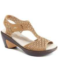 Jambu - Jbu By Chloe Wedge Sandal - Lyst