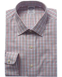 Brooks Brothers - Regent Fit Dress Shirt - Lyst