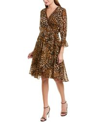 Tahari - Tahari Asl A-line Dress - Lyst