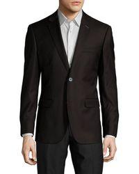 English Laundry - Wool Notch Lapel Sportcoat - Lyst