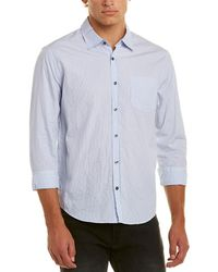Vince - Distressed Shirt - Lyst