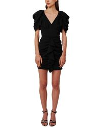 C/meo Collective Collective Soaked Dress - Black