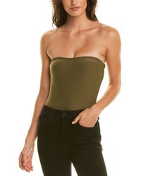 Alix NYC Kent Bodysuit - Green