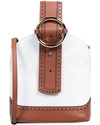 Parisa Wang Addicted Bracelet Bag - Brown