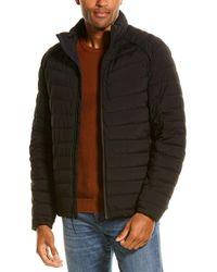 Cole Haan Quilted Jacket - Black
