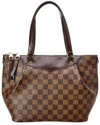 Louis Vuitton - Damier Ebene Canvas Westminster Pm - Lyst