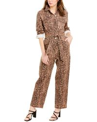 C/meo Collective C/meo Collective Reiterate Jumpsuit - Brown