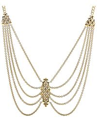 Stephen Webster Gold Over Silver Necklace - Metallic
