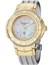 Charriol - Women's Celtic Watch - Lyst