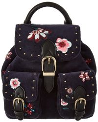 Juicy Couture Mini Backpack - Black