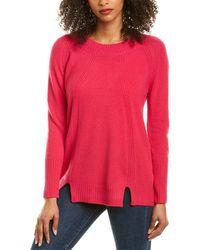 ESCADA Sport Sazure Wool & Cashmere-blend Jumper - Pink