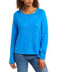 Splendid X Grey Malin Parisol Sweatshirt - Blue