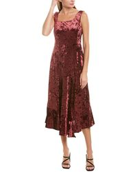 Nanette Lepore Maxi Dress - Red