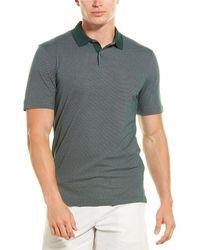 Theory Standard Polo Shirt - Grey