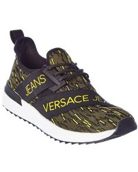 Versace Jeans Couture Trainer - Yellow