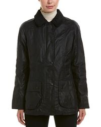 Barbour - Beadnell Wax Jacket - Lyst