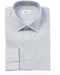 Brioni - Dress Shirt - Lyst