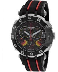 Tissot Men's T-race Stefan Bradl Watch - Multicolour