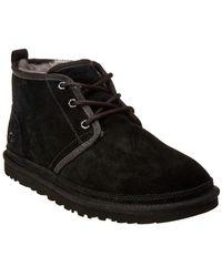 UGG Neumel Suede Boot - Black