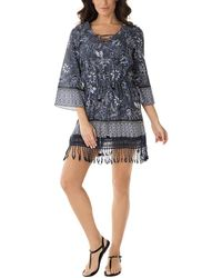 Miraclesuit Provence D Azur Beach Cover-up - Blue