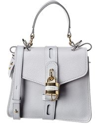 Chloé Aby Day Small Leather Shoulder Bag - Multicolour