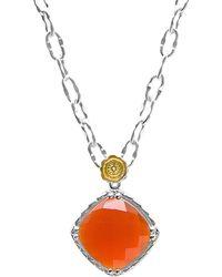 Tacori - Scarlett 18k & Silver 6.10 Ct. Onyx Doublet Necklace - Lyst