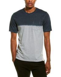 Threads For Thought Skipper Dip-dye T-shirt - Black