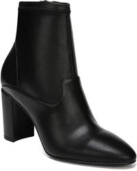 Franco Sarto - Eames Leather Bootie - Lyst